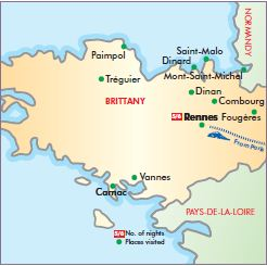 Brittany by Rail