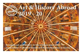 Art & History Abroad 2019-2020 image