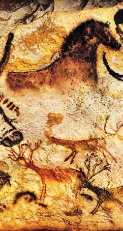 Pre-historic Rock Art in the Dordogne