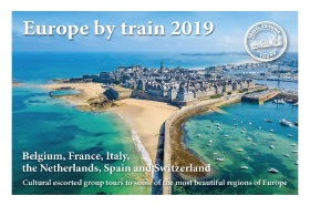 Europe by Train 2019 image